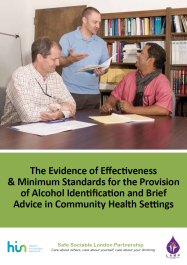 IBA evidence and standards_community health