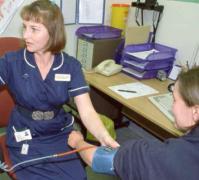nurse IBA